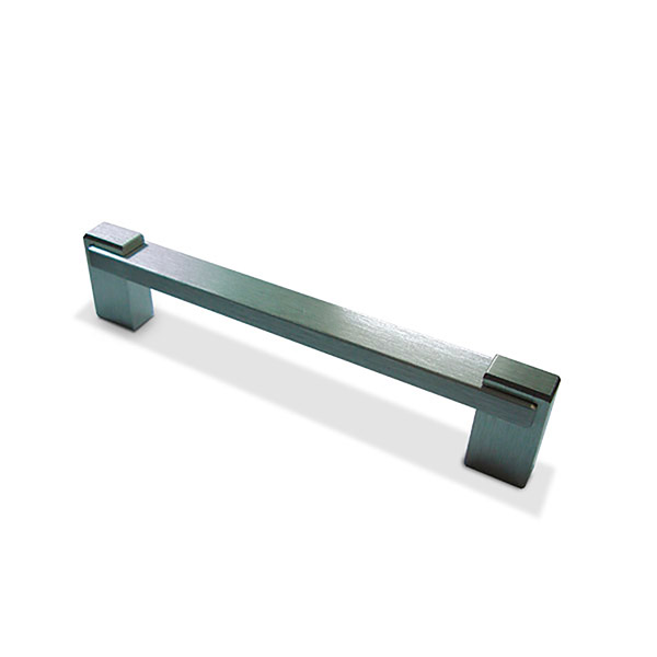 TIRADOR Barra 128mm Aluminio