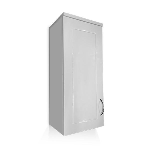 M.Aereo 1 Puerta 30x.70x22 Blanco Laqueado