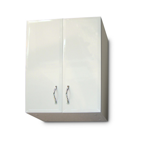 Mueble Aereo 2 Puertas 050x070x022 Blanco