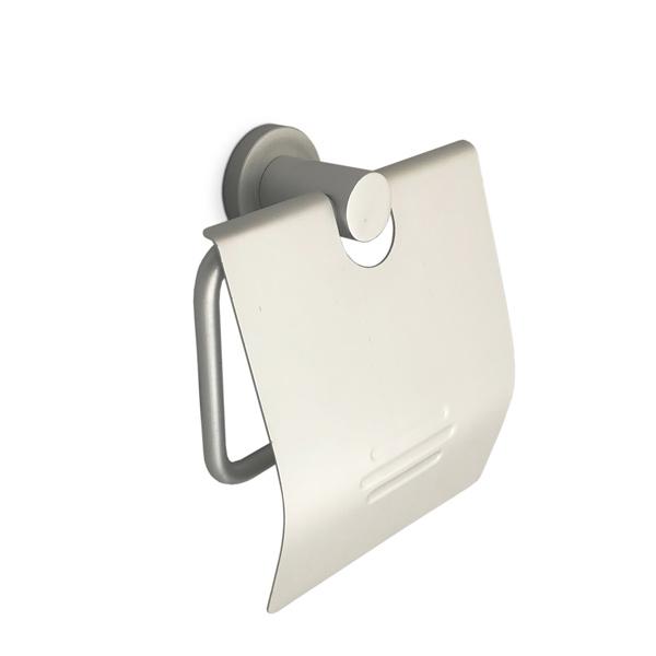PORTARROLLO c/Tapa Al13 Aluminio