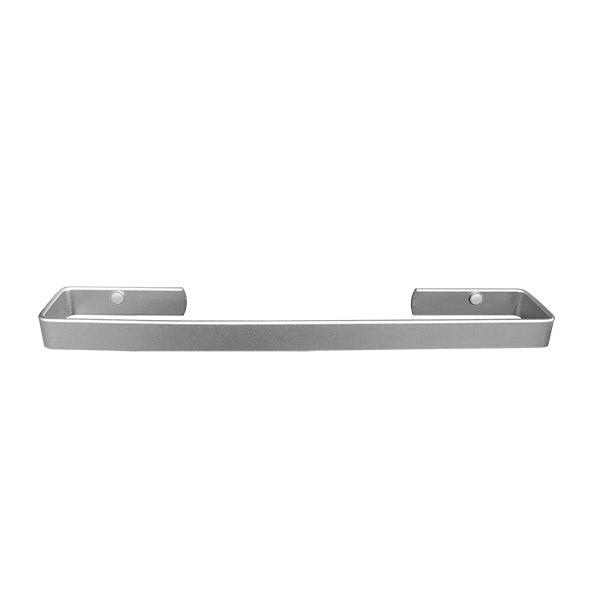 TOALLERO 45cm Toronto Aluminio Natural 45x3x6cm