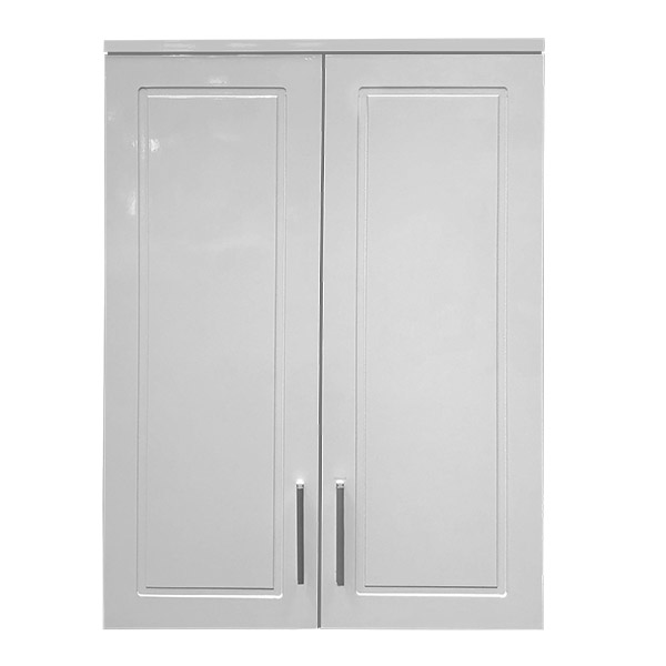 MODULO Aereo 2 Puertas 50x70x22cm Clasico Blanco