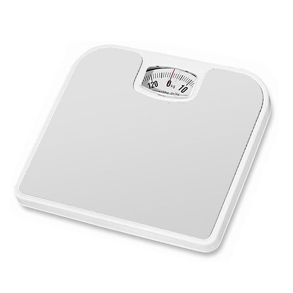 BALANZA para Baño de Bascula Blanca 26cm*24cm/4cm