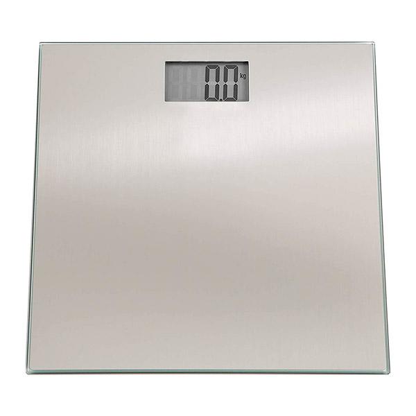 Balanza de baño digital acero inox. 30cm*30cm/2.15cm