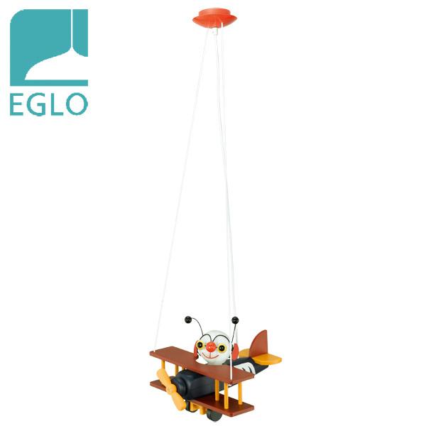 Colgante Airman GLOBE 15W E27 32X30/1.10mts. H EGLO
