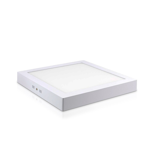 LED Panel 18w Frio Cuadrado 21x21/ 3cm H