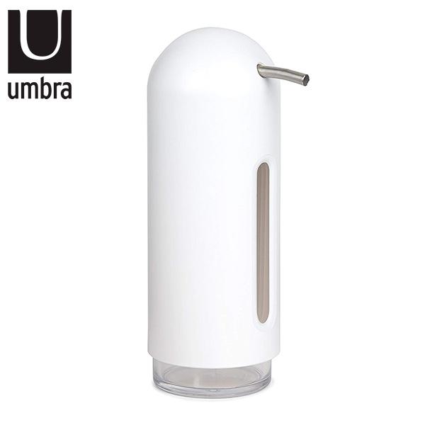 DISPENSADOR Jabon Liquido Ping Blanco UMBRA 7cm Ø / 20cm H
