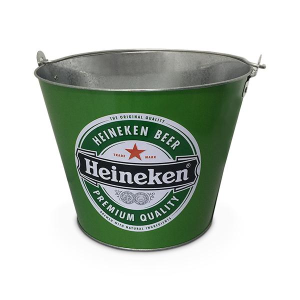 BALDE Chapa Enfriador de Botella Heineken