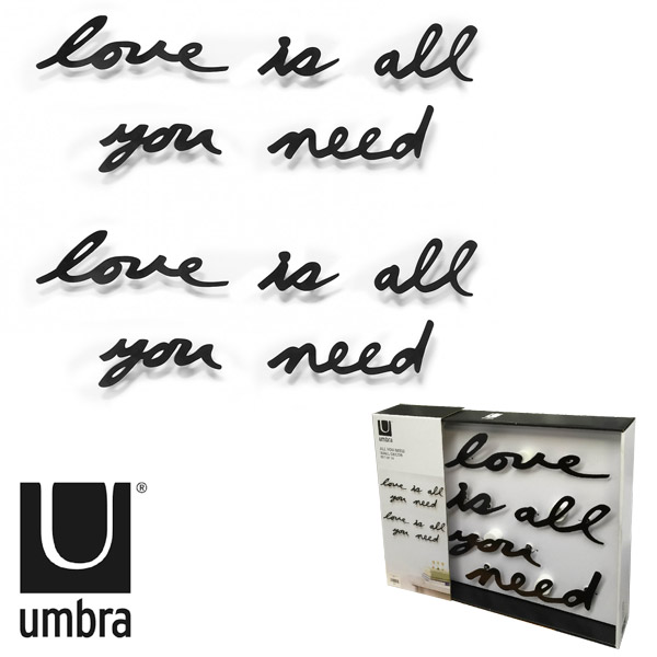 DECO Pared All you need UMBRA