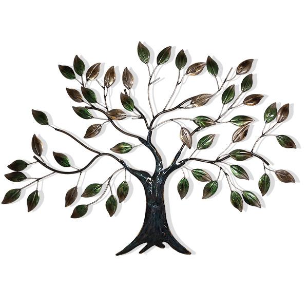 APLIQUE Decorativo Arbol de Pared 95x60cm
