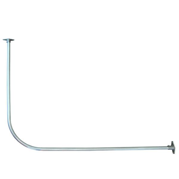 BARRAL 1.75x0.75 mt. c/Sop. Aluminio