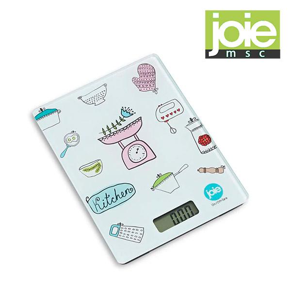 JOIE Balanza Cocina Digital con Diseños