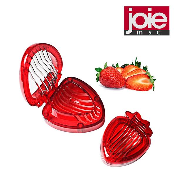 JOIE Corta Frutillas Acero Joie
