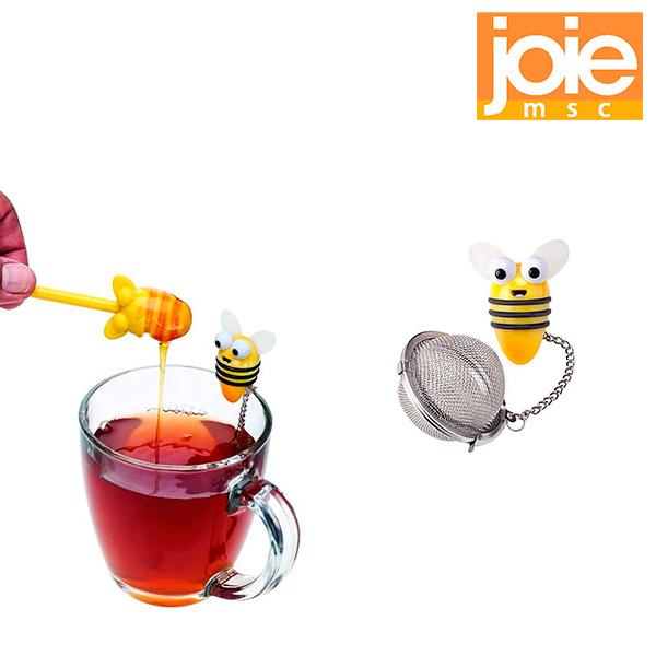 JOIE Infusor de te y Cuchara para miel bee