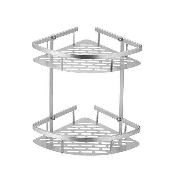 Esquinero Aluminio Doble 22x22 / 35cm h