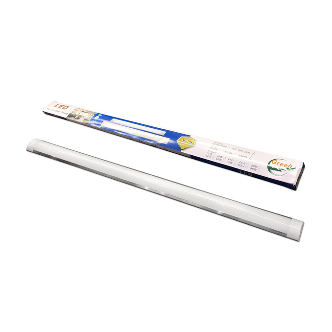 ARTEFACTO LED Chato 40 Watts Frio 120cm
