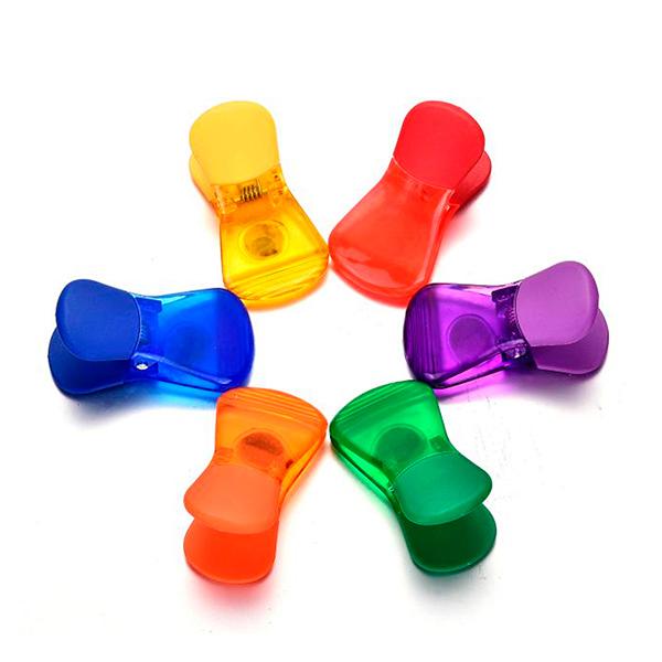 BROCHE Magnetico Colores Varios