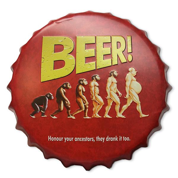 CHAPA Beer 35cm Ø