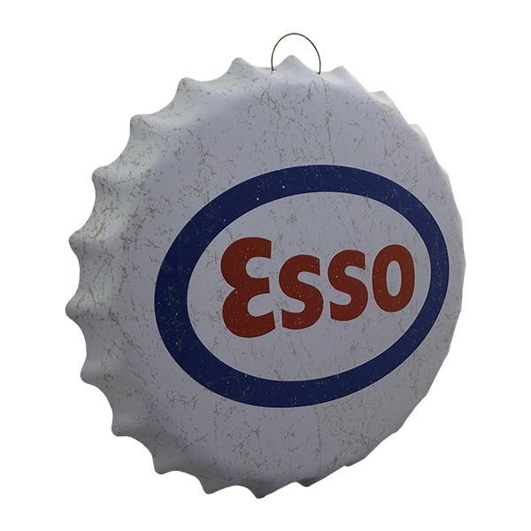 CHAPA Tapa Esso