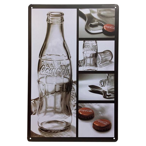 CHAPA Envase Coca Cola 20x30