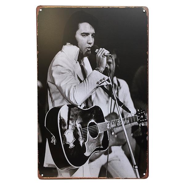 CHAPA Elvis 20x30