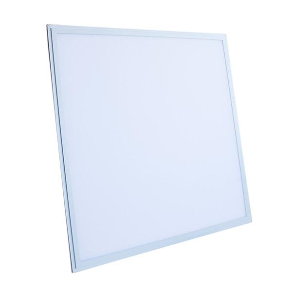LED Panel 40w (Calido 3000ºk) 60x60cm Aluminio Blanco