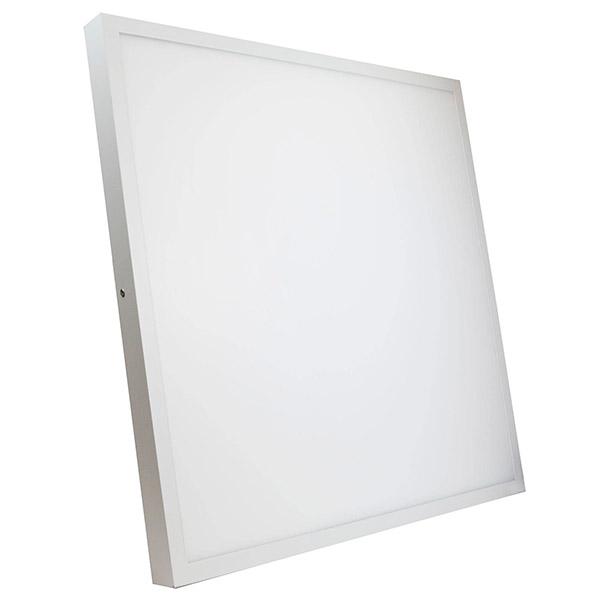 LED Panel 40w Frio 60x60cm Aluminio Blanco c/marco