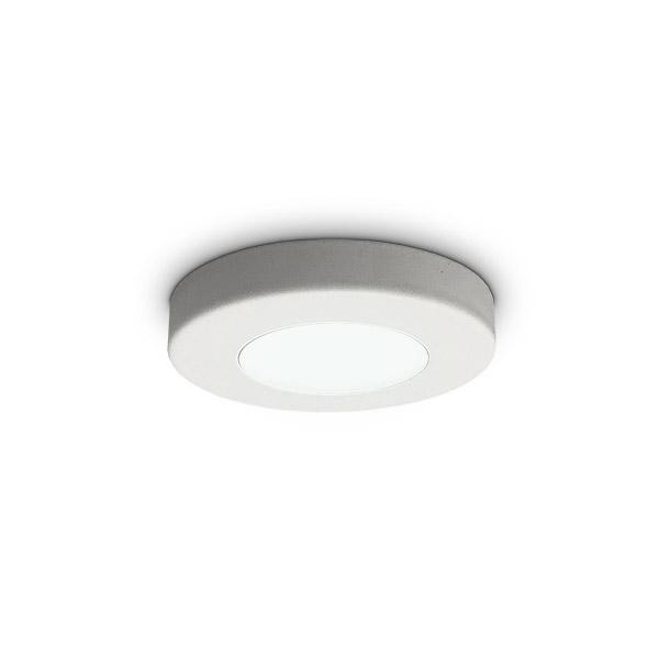 LED Mini 3w de Aplicar Frio Ø6cm / Prof.1cm