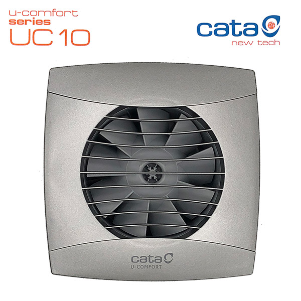 EXTRACTOR CATA UC10 Silver