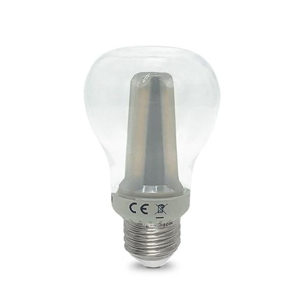 LAMPARA Led Apple 8w Calida Dimerizable