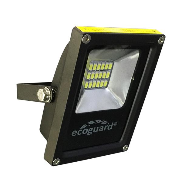 LED Reflector 10w Frío Slim Ecoguard