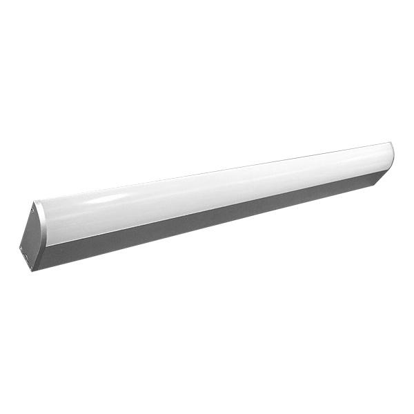 APLIQUE Led 9w Aluminio/Acrilico Neutro 57cmx6.5cm/3cmh